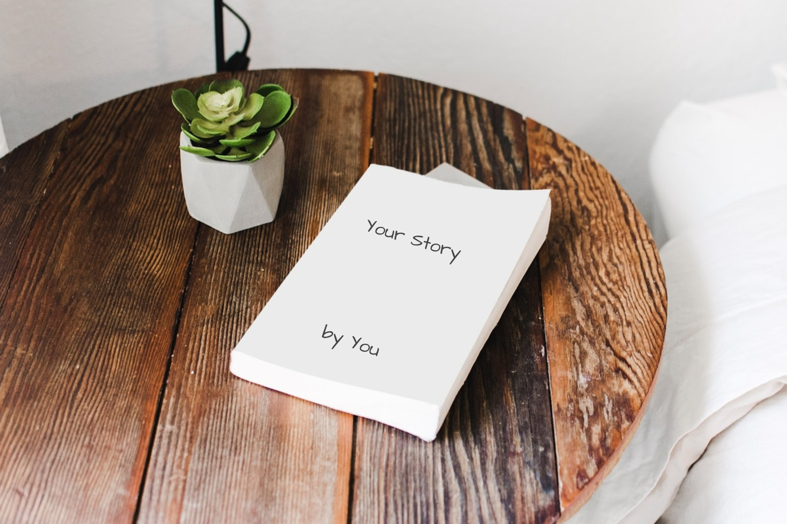 """Book titled"""" Your Story"""" by You"""